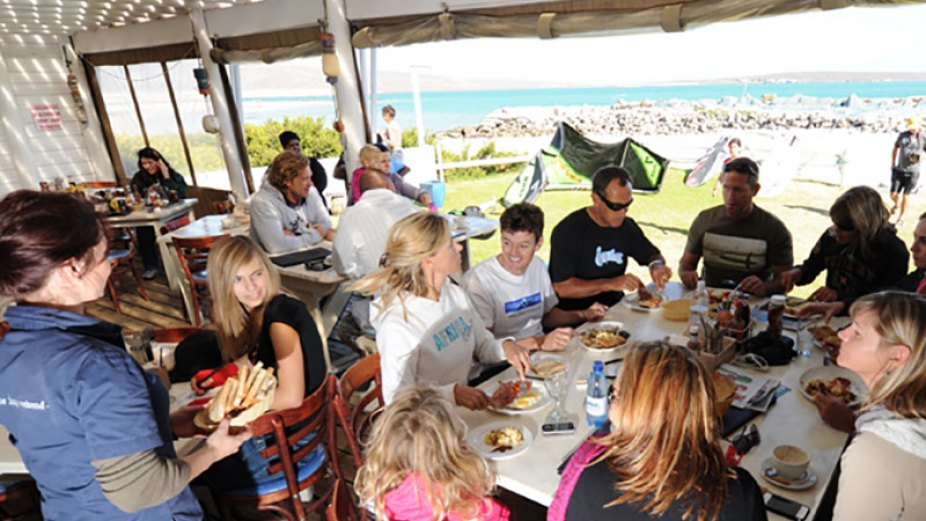 Friday Island - Langebaan South Africa accommodation Kiteworld Magazine