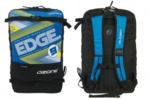 Ozone Edge V8 kite kitesurfing news kiteworld magazine