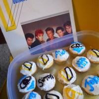 Duran Duran Cupcakes