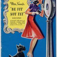 Modern Woman Monday: Eat Gelatin, Don't Wiggle Like It