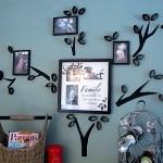 Family Tree Wall Art Tutorial