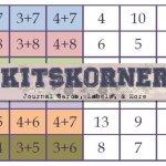 Freebies : Printable Math Bingo 2-4's