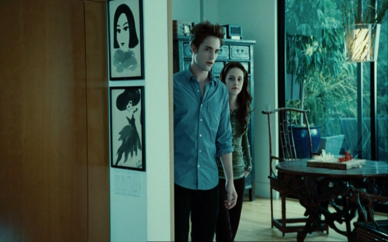 Chapter 13 resignation to the end kittyinaz for Edward cullen house
