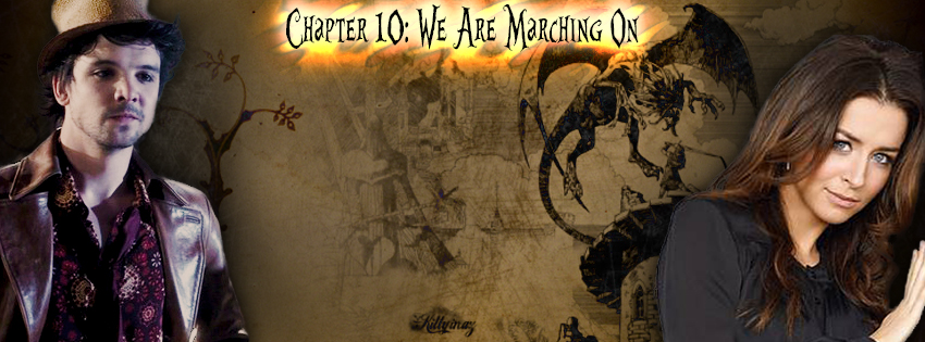 Chapter 10 We Are Marching On