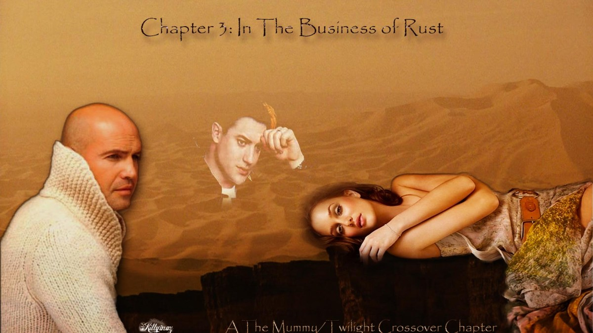 Chapter 3 In The Business of Rust