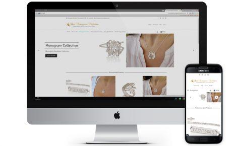 בניית חנות וירטואלית למכירת תכשיטים