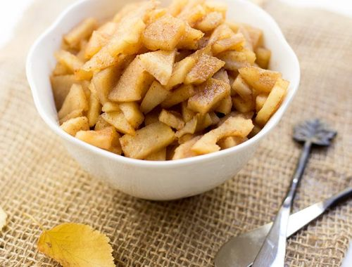 With a few simple ingredients, Quick and Easy Applesauce transforms the apple into a tasty side for pork, chicken, even an ice cream topper in minutes.