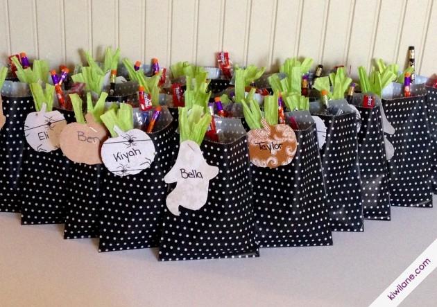 Hallween Gift Bags