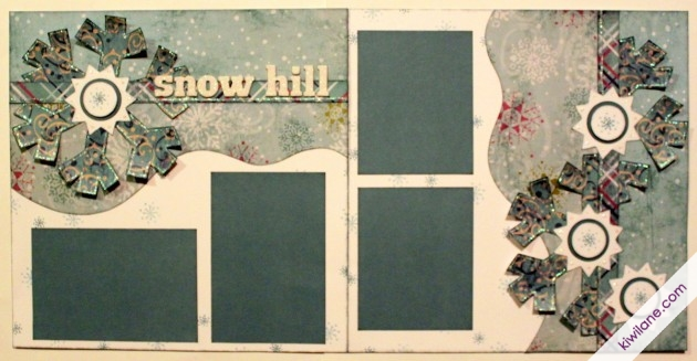 Snow 2-Page Layout