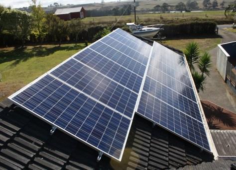 Solar Electricity panels Kiwi Solar ltd
