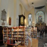 a church? a bookstore? no the spiritual centre of London!