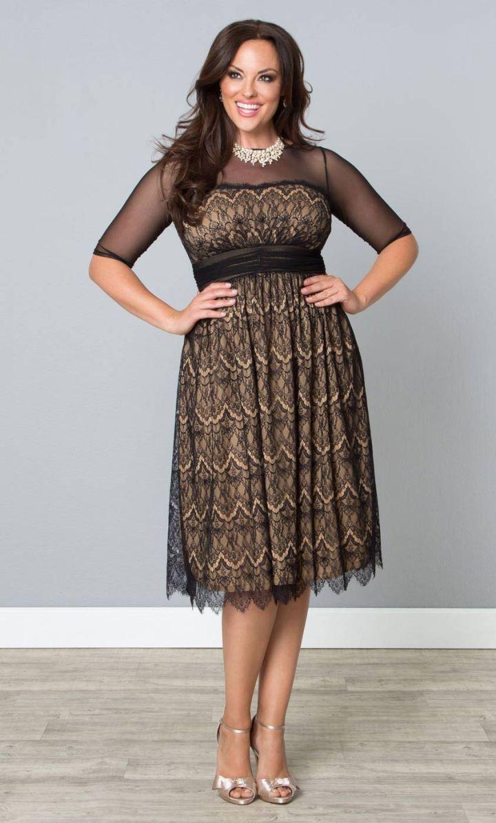Vintage Dream Cocktail Dress