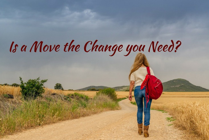 Moving Home Checklist - Is A Move The Change You Need ?