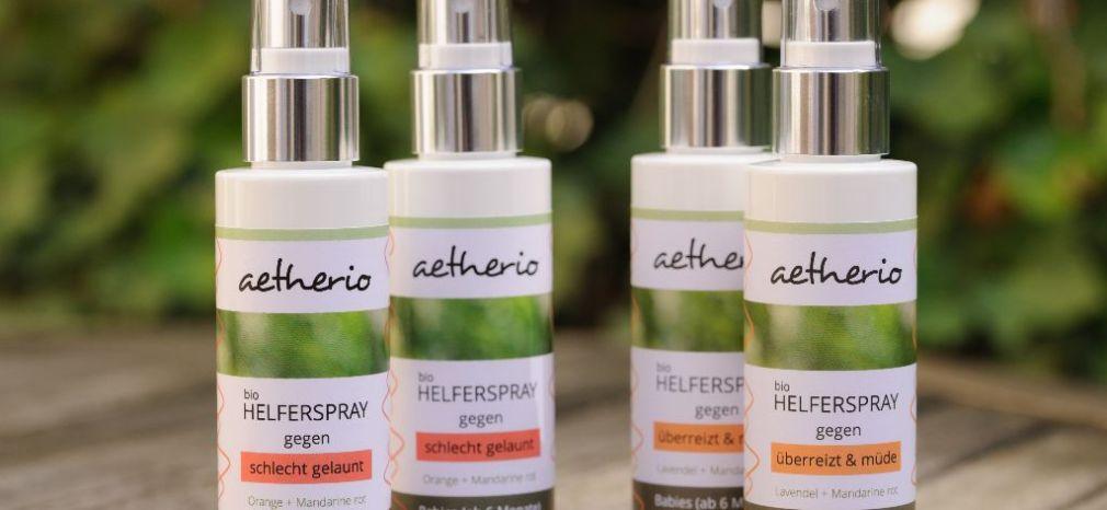 Aromatherapie für Babies und Kleinkinder – ein Gastbeitrag von Bettina Görner