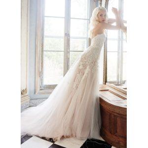 Decent Wedding Dress By Alvina Valenta Size Kleinfeld Bridal Aline Wedding Dress Hoop Aline Wedding Dress Slip