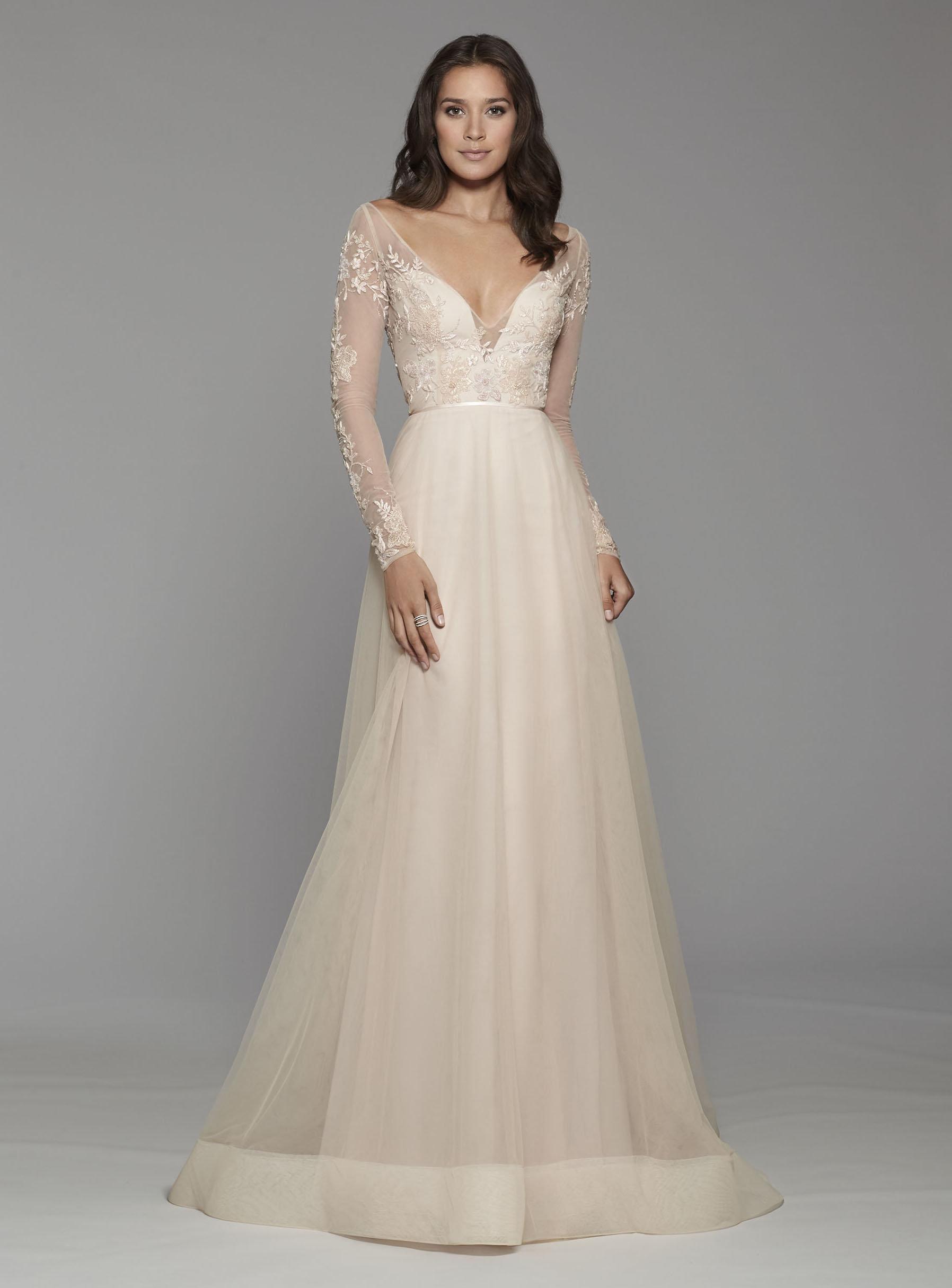 Fullsize Of Bohemian Wedding Dress