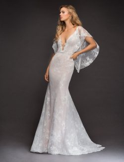 Small Of Lace Wedding Dress With Sleeves
