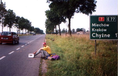 Pakeliui į Vengriją pavargo kojos
