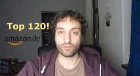 Kaip nemokėdamas kalbos patekau į vokiško Amazon.de reviewer'ių top 120-uką