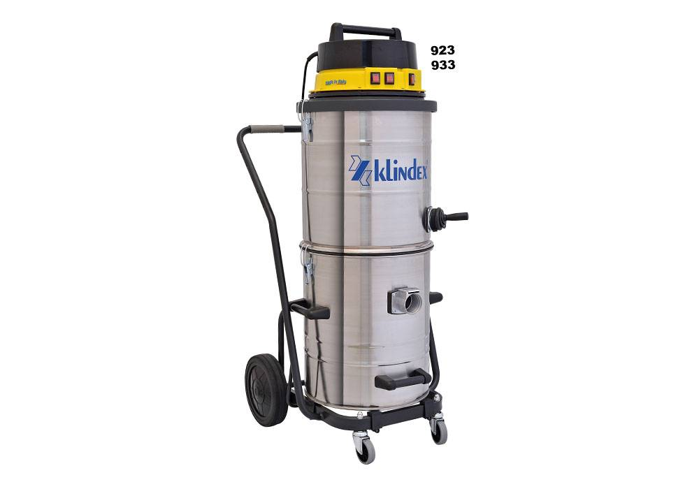 Junior_Inox_923 industrial vacuum