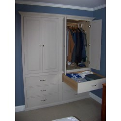 Horrible Closet Cabinets Closet Cabinets Ri Kmd Custom Woodworking Built Cabinets Cost Cabinets Around Bed Built houzz-02 Built In Cabinets