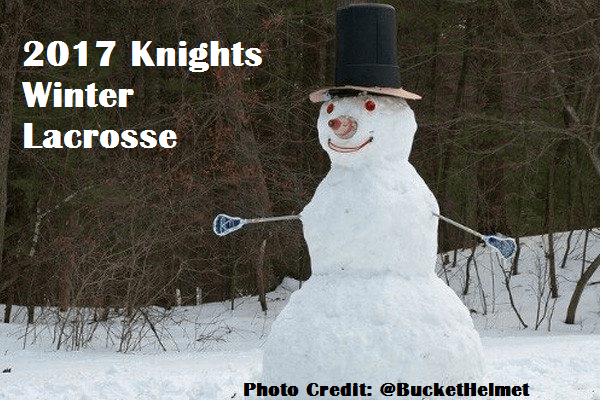 2017 Winter Lacrosse