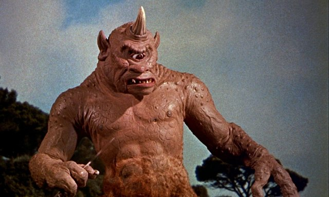 Ray Harryhausen, Cyclops from 7th Voyage of Sinbad