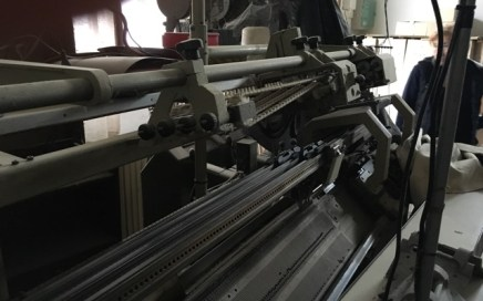 Second-hand used N. 1 SANTAGOSTINO 7G SILVIA (REF.16079) hand knitting machine with photos.