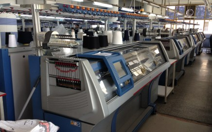Used/second-hand N.8 STOLL 530 HP 3,5.2G YEAR 2012 REF.16151flat knitting machine for sale