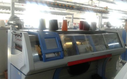 Used/second-hand N.30 STOLL 530 HP 3,5.2G YEAR 2013 REF. 16152flat knitting machine for sale