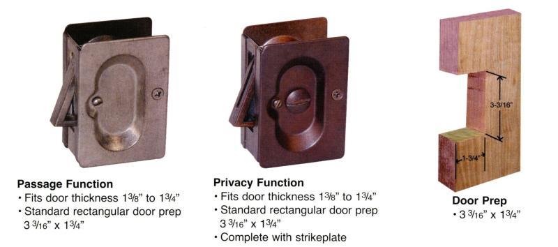 Large Of Emtek Pocket Door Hardware