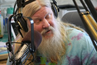 Dave on the air