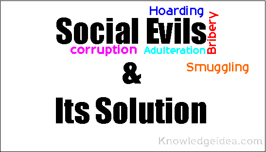 poverty a social evil essay Poverty is parent of all evils the saying a hungry man is an angry man has always been the true reflection of what mankind is capable of once the biological and basic need for food, water, shelter and other necessities are not attended poverty, scarcity or poorness is the lack of income source to buy.