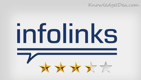 Infolinks Review - Best AdSense Alternative