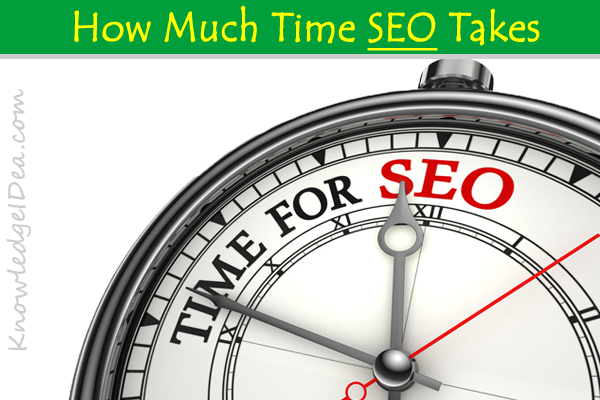 How Much Time SEO Takes to Show Their Results