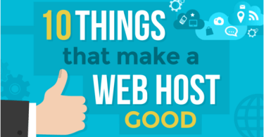 What Makes A Web Hosting Good