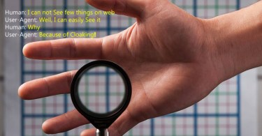White and Black Hat Cloaking Guide in Seo