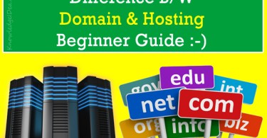 Difference Between Domain and Hosting - Beginner Guide