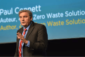 Make Meaning, Not Money. Interview to Zero Waste Expert Paul Connett