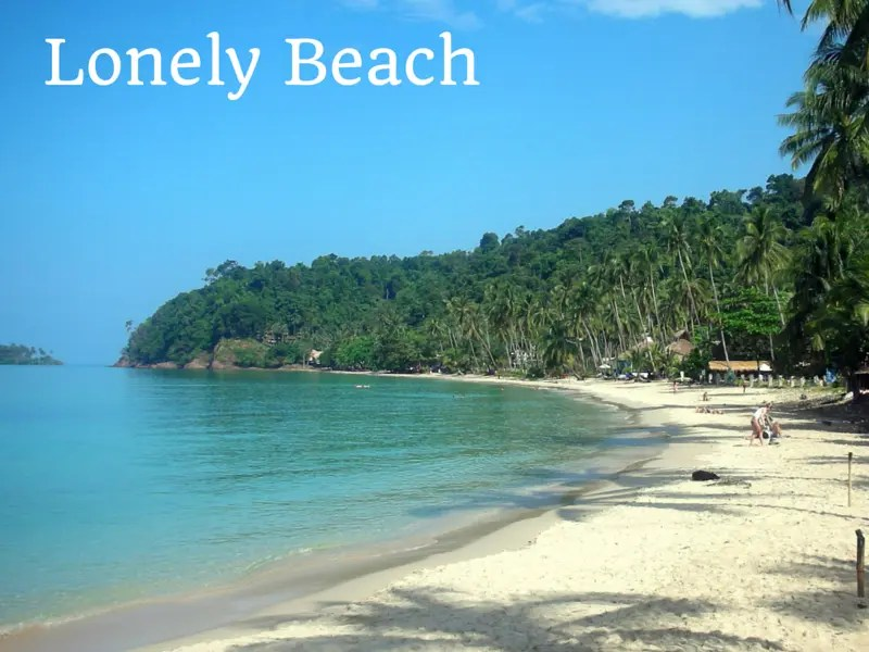 Koh Chang Lonely Beach Hotel