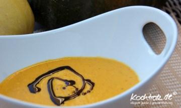 Kürbissuppe vom Hokkaido-Kürbis
