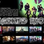 MASKED RIOT 2 – AWESOME CUSTOM KODI BUILD