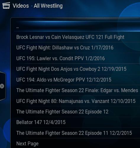 All Wrestling 2