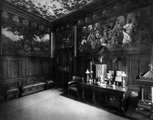 Ankleidezimmer / Toilettenzimmer (1) – Schloss Neuschwanstein, Königliche Wohnung