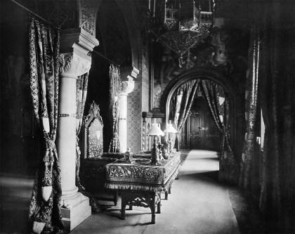 Arbeitszimmer (1) – Schloss Neuschwanstein, Königliche Wohnung