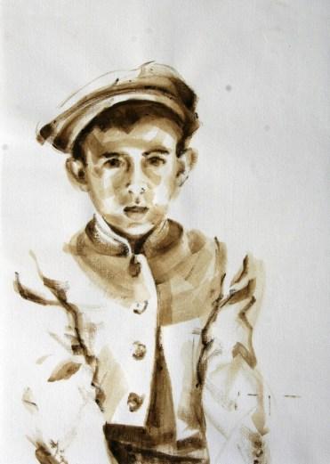 Pablo Romeria Sanlucar de Guadiana, Pablo