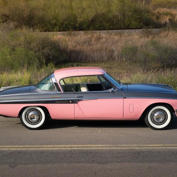 1955 Studebaker President State Speedster
