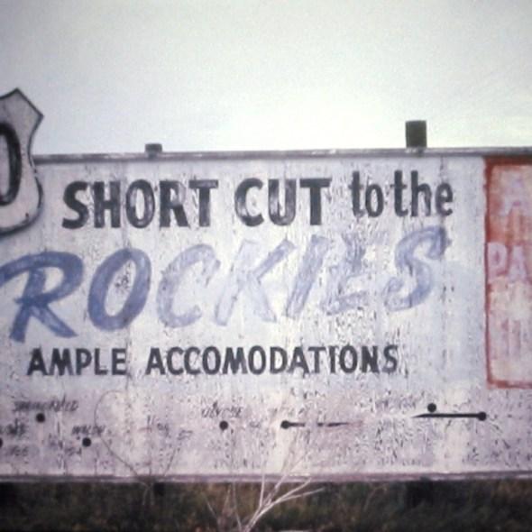 US_160_promo_sign_Bucklin_Kansas_1974