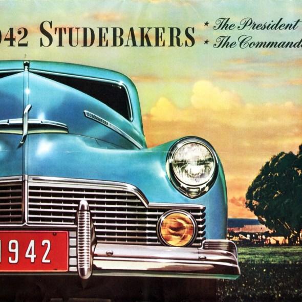 1942_Studebaker_President_and_Commander_Models