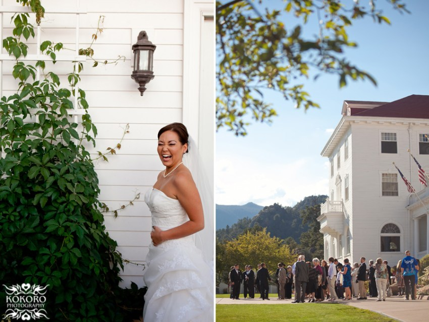 Weddings at The Stanley Hotel